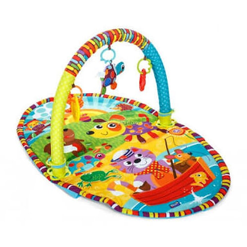Playgro Play in the Park Baby Gym playmat