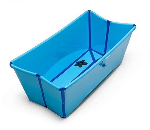 Stokke The foldable baby bath - Blue
