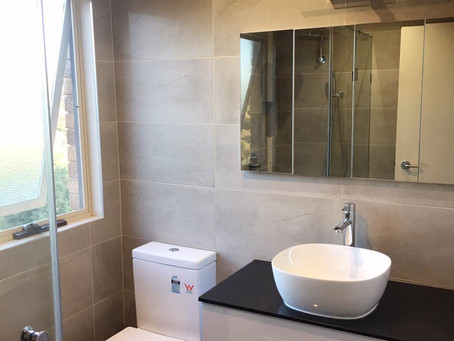 Bathroom Renovation Eltham