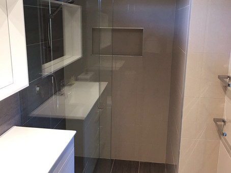 Bathroom renovation Glen Waverlay