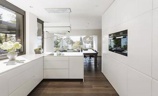 white kitchen design melbourne
