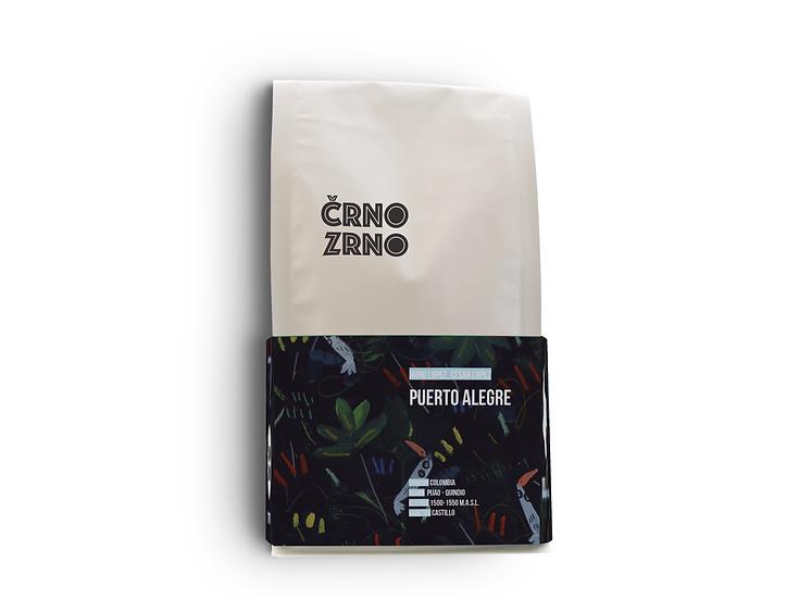 Puerto Alegre 250g, kava v zrnju