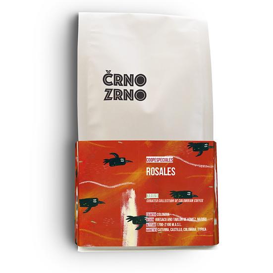 Rosales 250g, kava v zrnju