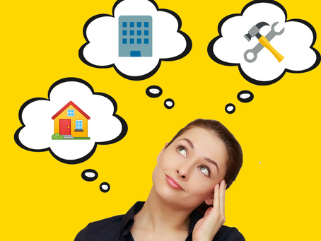 Você sonha em ter um empreendimento ou a casa própria?
