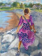 Grace On The Rocks
