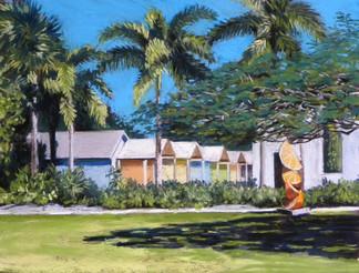 Artist Cottages