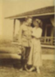 Walter and Hazel Lecraw at Hillcrest 191