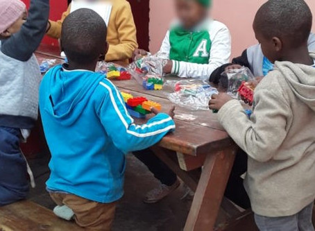 LEGO comes to the party for home-based learning