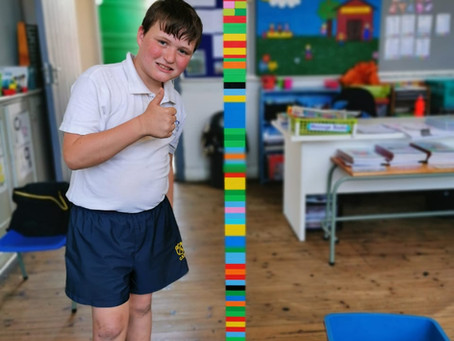 LEGO makes learning fun at College Street Primary