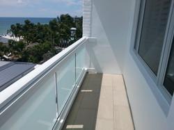 Balcony at Naples Beach Hotel