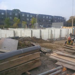 Site Construction Progress!