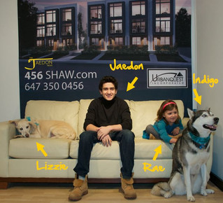 YOU ARE INVITED to: Jaedon's 'Hearts & Soles' Therapy Dogs' PAW-A-Thon!!