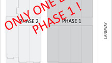PHASE ONE IS ALMOST SOLD OUT !