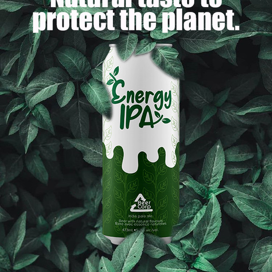 Energy IPA billboard 2