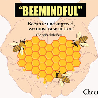 Cheerios save the Bees