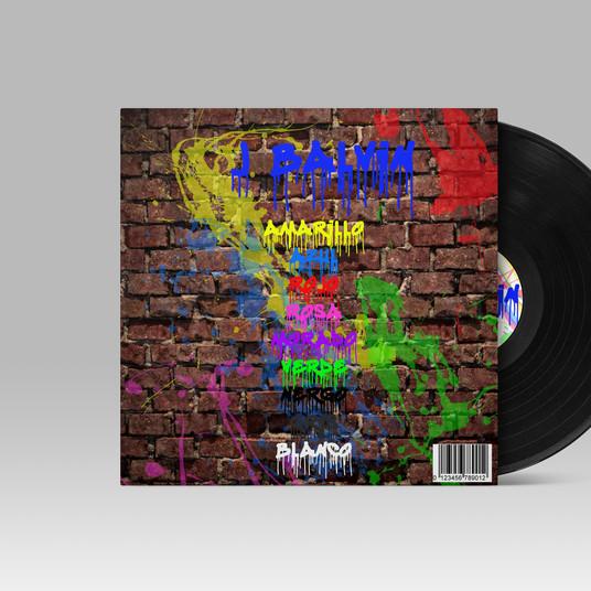 J Balvin album redesgin