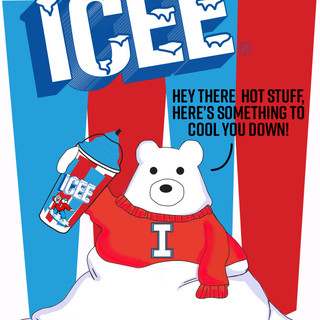ICEE Poster Ad