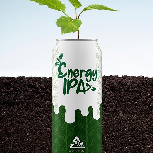 Energy IPA billboard 1