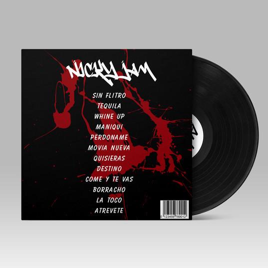 Nicky Jam album redeagin