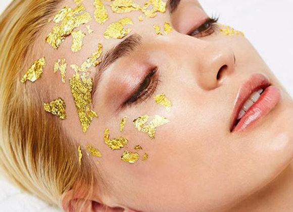 24K Pure Gold Facial