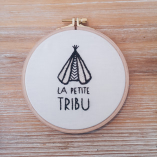 Logo La Petite Tribu