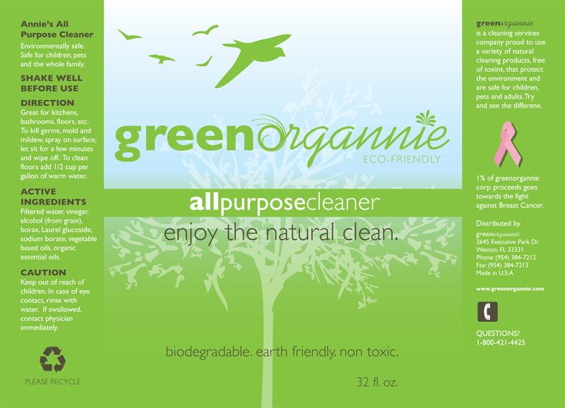 Green Organnie
