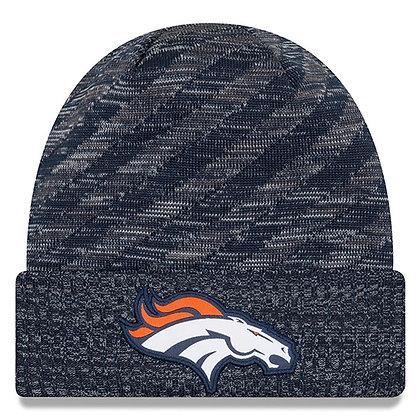 Denver Broncos New Era 2018 NFL Sideline Cold Weather TD Knit Hat