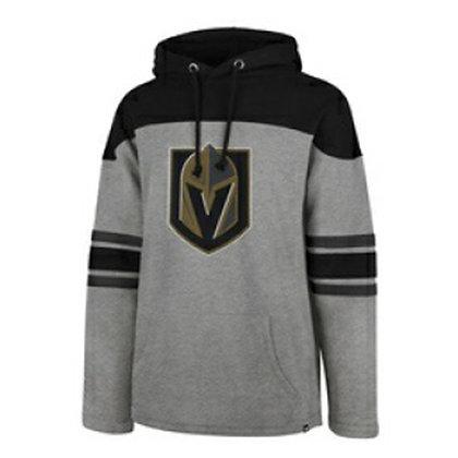 Men's Vegas Golden Knights fleece Huron Hoodie '47 Brand NHL