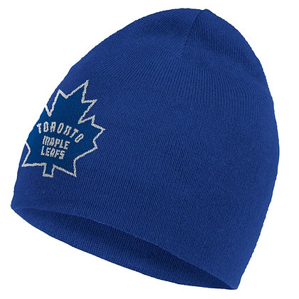 Toronto Maple Leafs Reverse Retro Blue adidas Cuffed Beanie / Toque