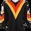 Thumbnail: Men's Vancouver Vintage Canucks CCM V Logo Black 1978-1958 Jersey Road