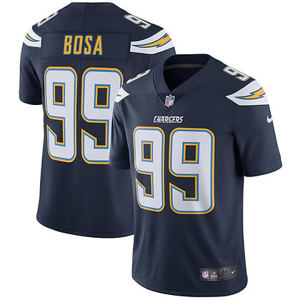 Men's Los Angeles Chargers Joey Bosa Nike Navy Vapor Untouchable Limited Player