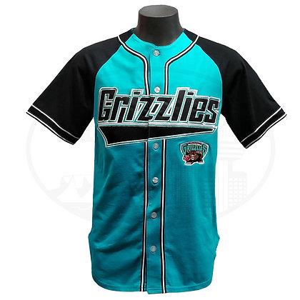 Men's Vancouver Grizzlies Baseball Starter Jersey