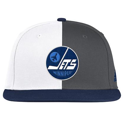 Men's Winnipeg Jets Adidas 2020/21 Reverse Retro Snapback Adjustable Hat