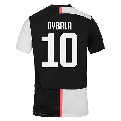 Men's Juventus adidas Dybala Home Jersey 19/20