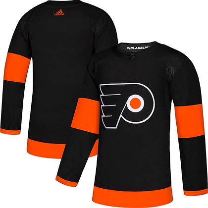 Men's Philadelphia Flyers adidas NHL Authentic Alternate Jersey