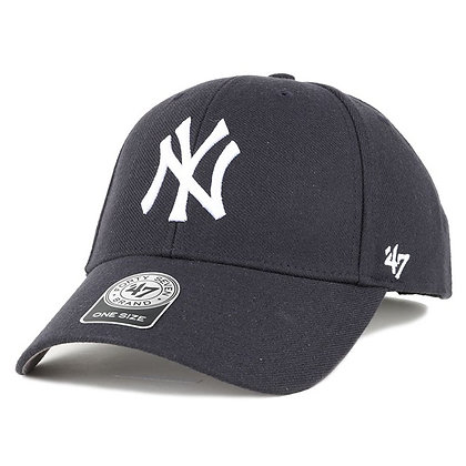 New York Yankees '47 Brand MVP Navy / Home Adjustable Hat