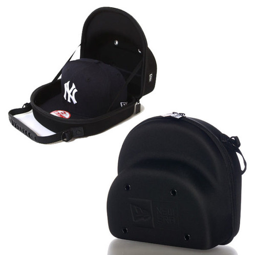 aac3a1a9b New Era Cap Carriers are designed to give headwear collectors a stylish way  to transport