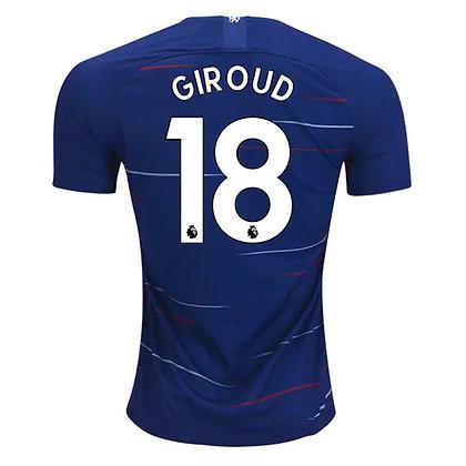 Men's Chelsea Olivier Giroud Nike Home / Away Jersey 2018/19