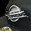Thumbnail: Men's Vancouver Canucks Skate White on Black New Era 59FIFTY Fitted Hat