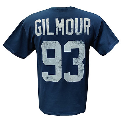 Men's Toronto Maple Leafs Doug Gilmour #93 OTH Alumni Navy T-shirt