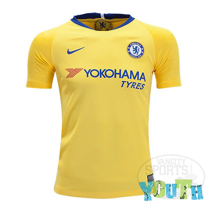 Youth Chelsea Nike Away Jersey 18/19