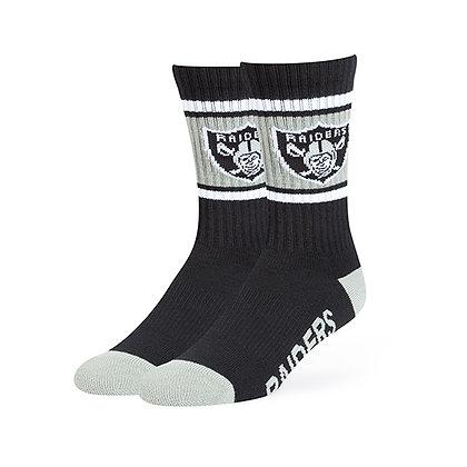 Adult Oakland Raiders '47 Brand Duster Sport Socks