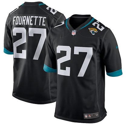 Men's Jacksonville Jaguars Leonard Fournette Nike Black Limited Jersey