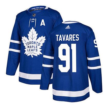Men's Toronto Maple Leafs John Tavares adidas adizero Authentic Pro Home Jersey