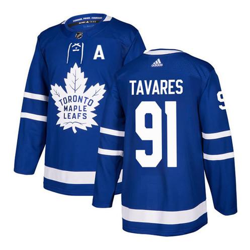 huge discount ac16a 8d034 Men's Toronto Maple Leafs John Tavares adidas adizero Authentic Pro Home  Jersey