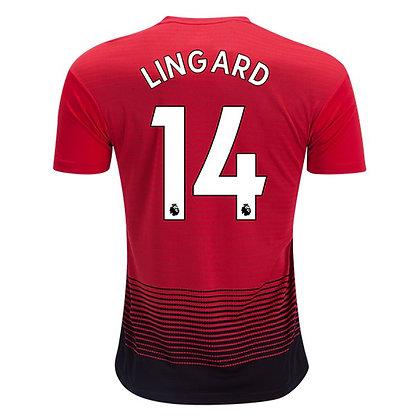 Men's Manchester United Jesse Lingard adidas Home / Third Jersey 18/19