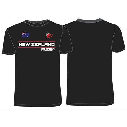 Men's Team New Zealand World Rugby T-Shirt