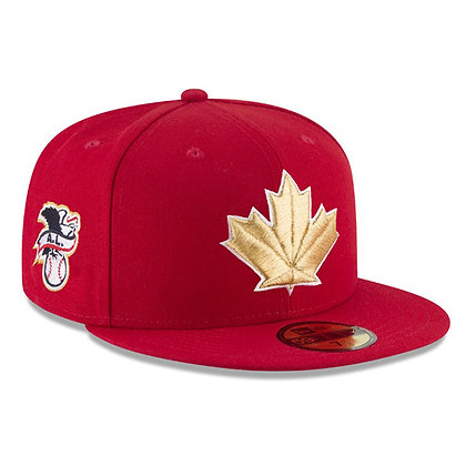Toronto Blue Jays New Era 2018 4th July Collection 59FIFTY Fitted Hat