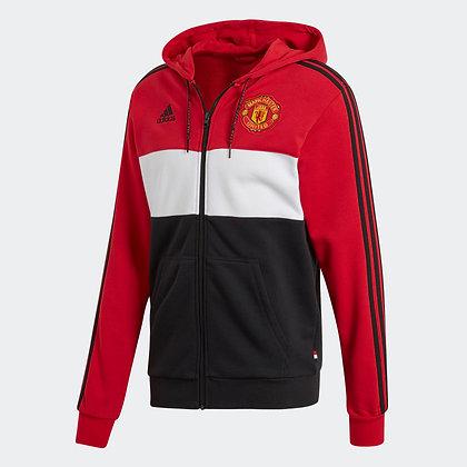 Men's Manchester United adidas Hooded Track Jacket 19/20