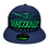 Thumbnail: Men's Vancouver Canucks Cityline Navy / Green New Era 59FIFTY Fitted Hat